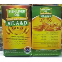 FISH LIVER OIL GOLD Original