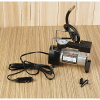 Pompa Angin Portable Ban Mobil Tekanan 100PSI - Heavy Duty Air Compressor 12V