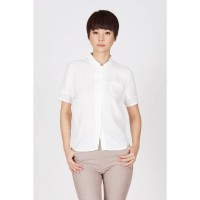 Francois Weimar Top in White