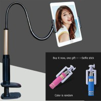 [globalbuy] New Tablet pc lazy stand holder 105cm length support 4 to 14inch 2.5kg suitabe/4496991