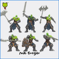 [globalbuy] Mr.Froger Orcs Half-ors Half-orc Orcus Ork Orcish orca Action figure chibi mod/4486178
