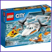 LEGO 60164 - City - Sea Rescue Plane