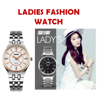 [PROMO SALE Stainless Ladies Series] SKMEI Woman Fashion Watch 1133CS / 9105C Original
