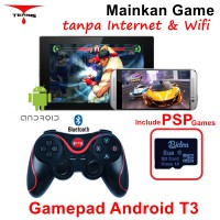 Terios gamepad + 8g PSP game Android bluetooth smartphone VR Box wireless TV Box