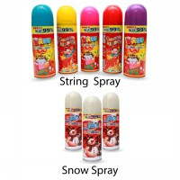Spray Sting / Snow
