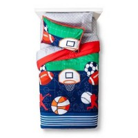 [poledit] Circo Sports Zone Comforter Full Size 7 PC Set (R2)/13457331