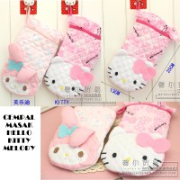 Cempal Masak Hello Kitty Melody Import Oven Mitten