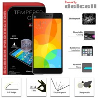 Xiaomi Mi4i - Mi4c Delcell Tempered Glass Antigores Screenguard