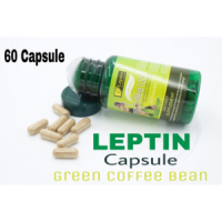 Capsule Diet Green Coffee Supplement leptin