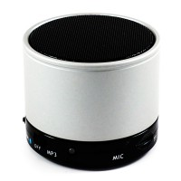 Music S10 Portable Wireless Mini Bluetooth Speaker Bass Audio