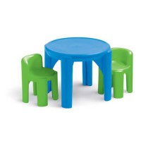 [poledit] Little Tikes Bold n Bright Table and Chair Set (R2)/13454708