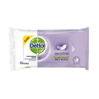 Dettol Wipes isi 10s (isi 3pack) JABODETABEK ONLY