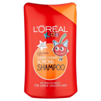 loreal kids cheeky cherry almond shampoo 2 in 1