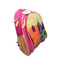 [poledit] New 14` Kid`s School Backpack By Circo Model: Carmin Rose (T1)/13452832