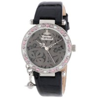 [poledit] Vivienne Westwood Women`s VV006GYBK Orb Gray Watch (R1)/7402510