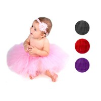 Tutu Lace Skirt Girl - Newborn - 2Y - Banyak Warna