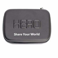 Hero Small Case Storage Waterproof - Tas Portable Action Camera Xiaomi Yi or Gopro