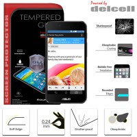 Asus Padfone S Delcell Tempered Glass Antigores Screenguard