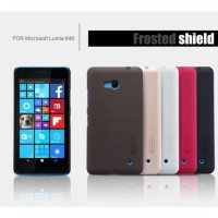 Hard Case Nillkin Frosted Shield - Microsoft Lumia 640 Hardcase