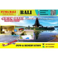 Big Promo 4D3N Bali Free and Easy