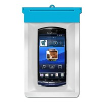 Zoe Waterproof Bag Case For Sony Ericsson XPERIA Pureness