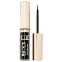MILANI Infinite Liquid Eye Liner Waterproof - Black [Original Makeup USA]