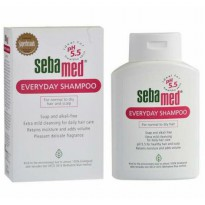 Sebamed 200 ml Seba med Serbamed Everyday Shampoo Shampo Sampo - 200ml