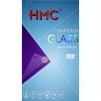 HMC Motorola Moto G2 / Moto G 2nd Gen - 5.0' Tempered Glass - 2.5D Real Glass & Real Tempered Scree