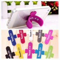 TOUCH - U (Universal stand holder / One touch silicone stand)