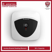 ARISTON ELECTRIC WATER HEATER ARISTON ANDRIS LUX 30 0.8KW ID