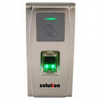 Solution A200 Fingerprint Sidik Jari Access Door
