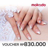 Cleo Wedding Package by Cleo Nail Shop