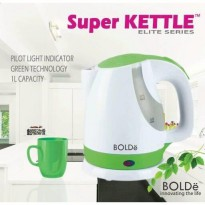 Bolde Super Kettle Elite Series-Teko Pemanas Air Elektrik