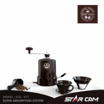 StarCam Coffee Grinder - Penggiling kopi manual