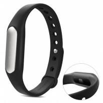 Xiaomi Mi Band 1s Light Edition w/ Heart Rate Sensor(ORIGINAL) - Black