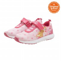 Barbie Velcro Shoes Girl Pink