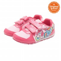 My Little Pony Double Velcro Shoes Girl Pink