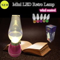 Lampu Mini Blow ( tiup ) Retro Led