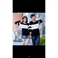 Supplier baju couple sweater kemeja import wanita murah LP WISDOM