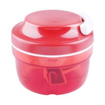 Tupperware Turbo Merah Chopper Peralatan Masak Murah