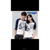 Supplier baju couple sweater kemeja import wanita murah THE WHITE HOUS