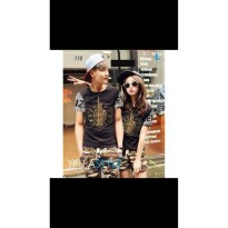 Supplier baju couple sweater kemeja import wanita murah KENZO PARIS