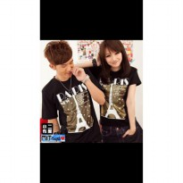 Supplier baju couple sweater kemeja import wanita murah lucu NEW PARIS