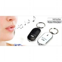 key finder gantungan kunci siul