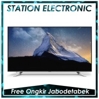 Changhong Smart LED TV 32' 32D3000i Android Kitkat - Hitam