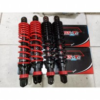 SHOCK YSS DTG HYBRID FOR YAMAHA NMAX 335MM