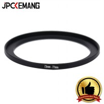 Haida Step Up Ring 72-77mm HD1071