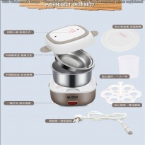 RICE COOKER PENGHANGAT ELECTRIC LUNCH BOX TAIKEDA