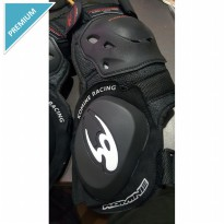 Komine Sk-652 Knee Protector + Sliding Pad For Racing