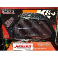 Filter Udara ZX10 K&N Replacement Filter KA1016